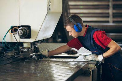 Ausbildung Metallverarbeitung
